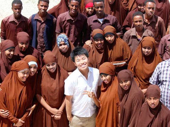 【第6弾】未承認国家ソマリランドで挑戦!国内初の大学院設立!