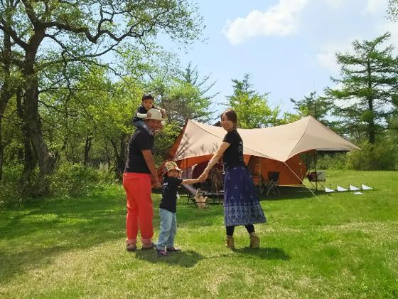 山形県天童市/初心者にも手軽に楽しめるキャンプを提供したい!