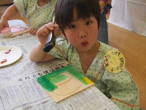 病気と向き合う子どもたちの病棟をアートアクアリウムにしたい!