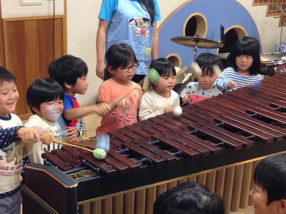 児童養護施設の子供達に本格打楽器出張コンサートを届けたい!