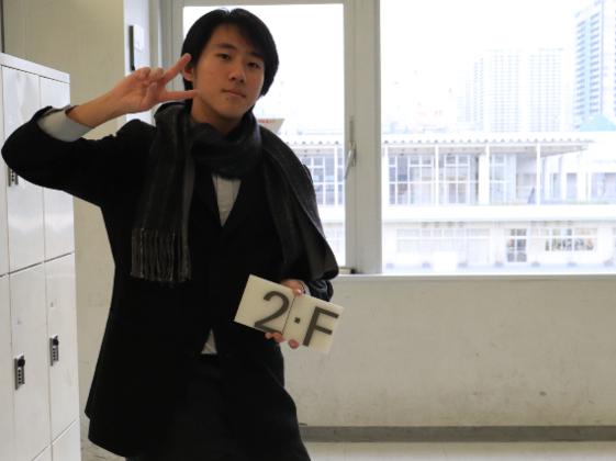 男子高校生が一人で日本縦断!被災地を巡りボランティア活動参加