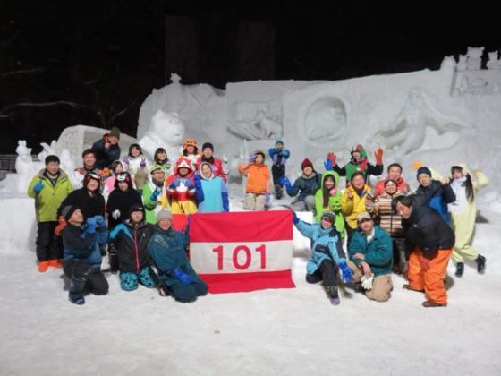 誰でも気軽に雪像制作の楽しさを体験いただける場を残したい!