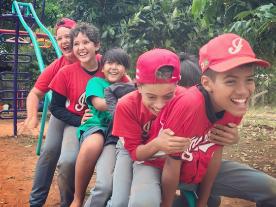 野球を通してブラジルと日本の子ども達を繋ぎたい!