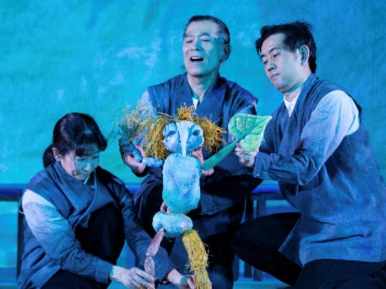 地震の被災地を元気にするため苫小牧で人形劇公演を開催したい!