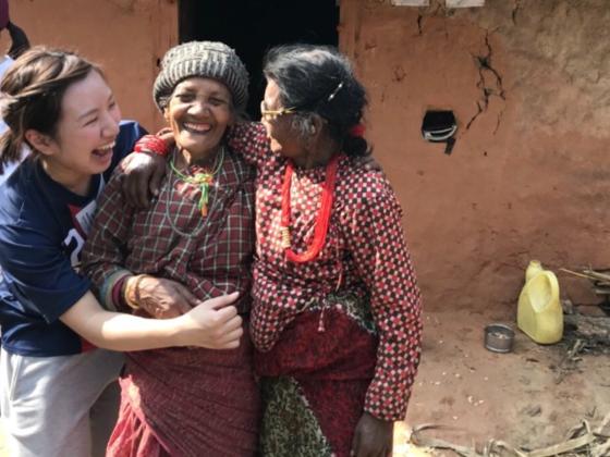 ネパールに「家族一緒に安心して暮らせる家」を!