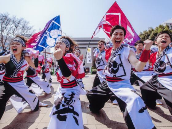 九州がっ祭2019~祭りと若者の力で熊本を元気にしたい~