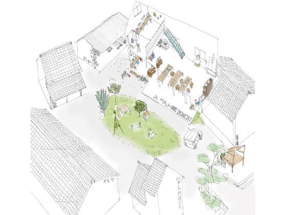 あつまっぺ!茨城・盆地の空き家でシェア工房をオープン!