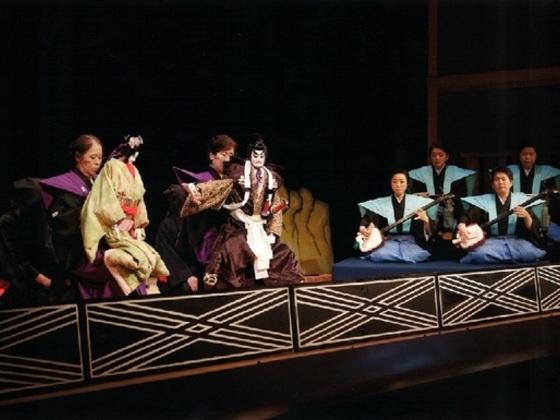 ひとみ座乙女文楽、スロベニア・マリボル公演を応援しよう!