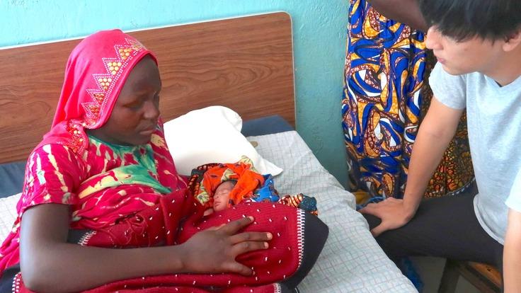 タンザニアの僻地に新病院を開院し、5万人の命を守りたい!