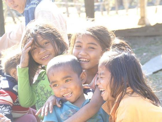 ラオスの豊かな森や川の恵みを未来の子どもたちに残したい!