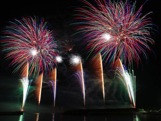 忘れられた被災地、茨城県に復興の花火を打ち上げたい!