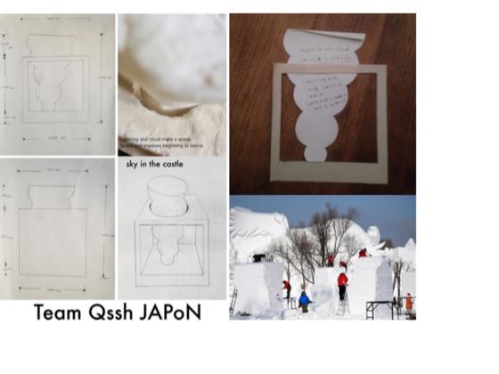 ハルビン雪像大会チームQssh JAPoN応援プロジェクト