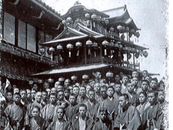 """日本遺産彫刻のまち井波の廃止された""""踊り屋体""""を復活させたい"""
