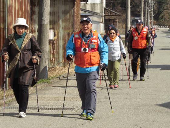 福井県勝山市の神秘的な国史跡をチャリティウォークで巡ろう!
