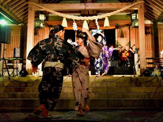 和服フラメンコで日本縦断。47都道府県ダンス動画プロジェクト