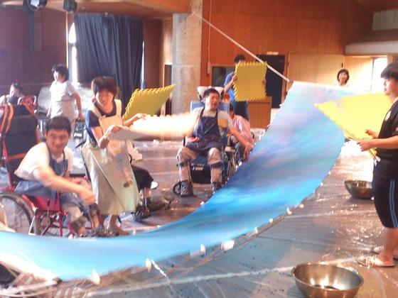 愛知県で伝統工芸の中に障害のある人が働く場所をつくりたい