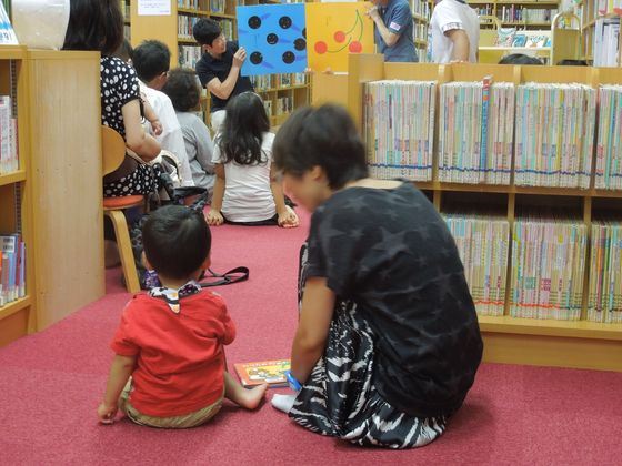 新潟の図書館をしかけ絵本1000冊でいっぱいにしたい!