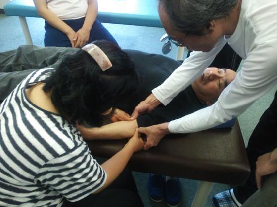 視覚障害者のための体で学べるマッサージ講習会を開催したい!