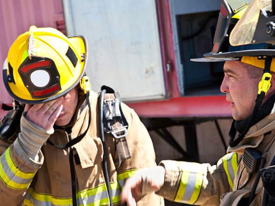 命に向き合う消防士を応援したい!アメリカで学び、調査したい