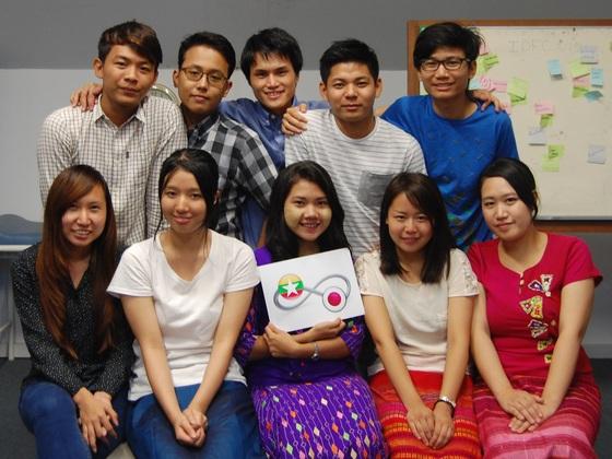 ミャンマーと日本の絆を深める学生会議をヤンゴンで開催したい!