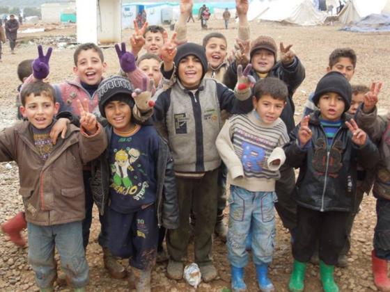 故郷シリアの子ども達へ。難民キャンプ唯一の学校を継続したい!