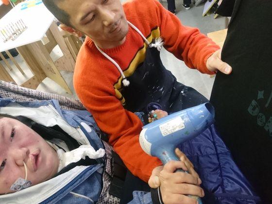 重度心身障がい児とその親の、社会参加の場づくりへ
