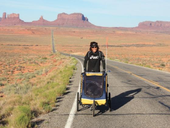 世界五大陸4万キロを走って旅をしたい!