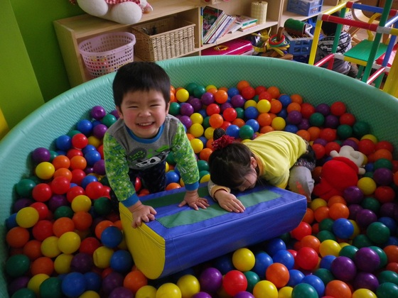 福島で親子が多く来場するひろばにキッチンを整備したい!