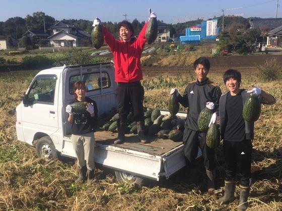 在日留学生×農業×地方の新しい助け合いづくりへ。大学生の挑戦