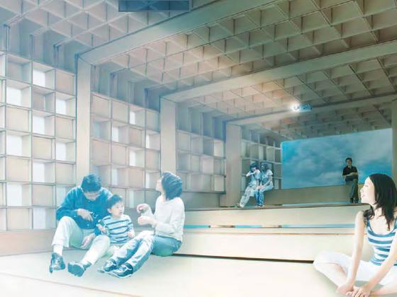 三陸の各地で行う共同映画製作の場「移動映画館」を作りたい!
