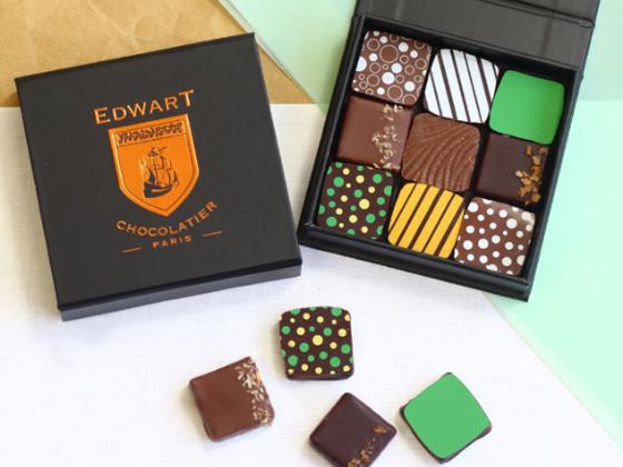 パリから直輸入「EDWART」の最新チョコレートをお届け!