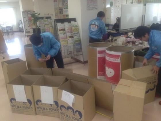 食品ロスを減らし生活困窮者に無償提供するフードバンクを実施!