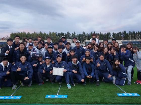 北海道ラクロス発展のために、今年こそ全国ベスト4を実現したい
