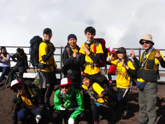 もう一度富士登山合宿開催へ。子ども達の自信のきっかけに