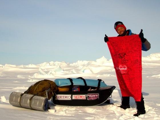 【第2弾】北極冒険と大学を繋げ夢を追う素晴らしさを伝えたい!