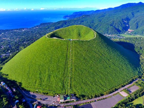 『伊豆半島ジオパーク』の魅力を全国へ。空撮写真集を出版したい