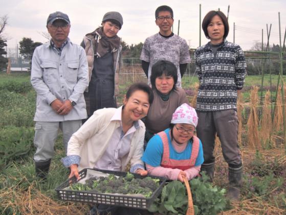 """農心連携!""""農""""の力で心身をケアする取り組みを広げたい。"""
