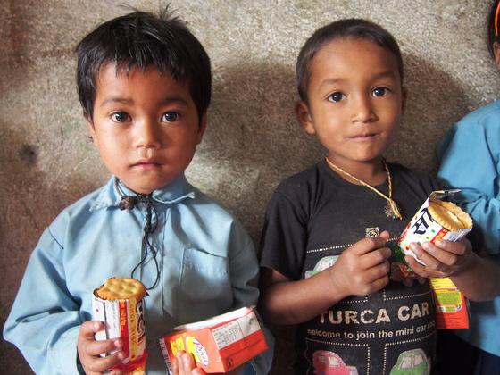 ネパールの貧しい村の子供を救急車で病院に搬送できるようにしたい