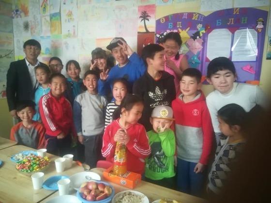 モンゴルの障がい児センターにきれいな水とトイレを!