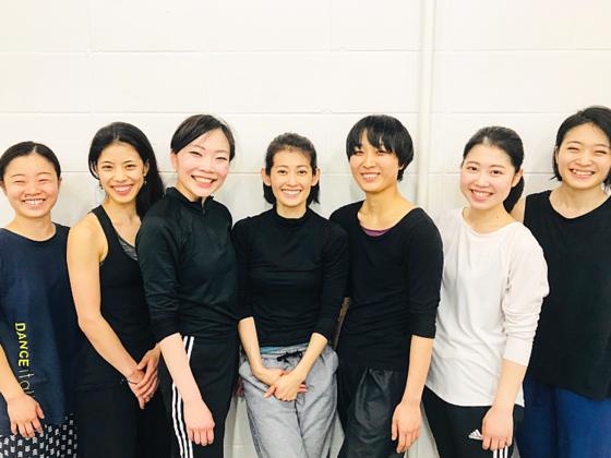若手ダンサー6名の育成プロジェクトを一緒に支援してほしい!