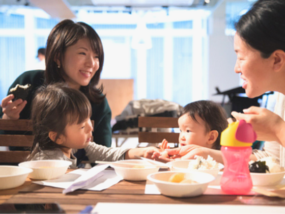 ご飯を作れない日も安心。子どもが食べられる冷凍食品をあなたへ