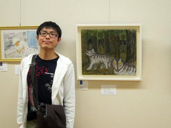 岐阜県で障がいのある人たちが創造したアート作品展を開催したい