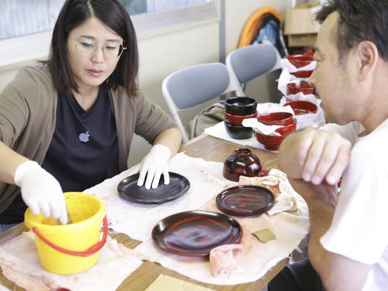 伝統工芸に宿る日本の思いやりの心を動画で多くの人に伝えたい