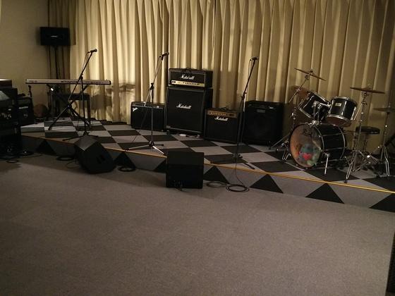 松本に音楽を夢見る人たちが思いっきり楽しめるスタジオを!
