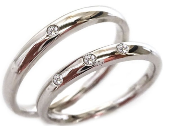 婚約指輪の購入
