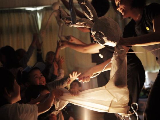 タイの世界大会と村の小学校で和の心を人形劇で伝えたい