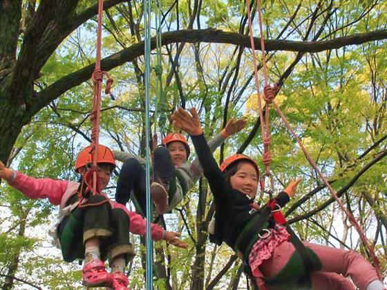 広島土砂災害被災地の子ども達にアウトドア体験でリフレッシュを