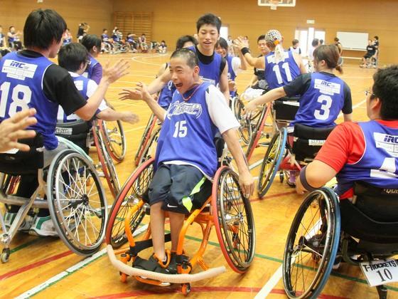 車椅子バスケキャンプを皆が安心する環境で来夏こそ開催したい!