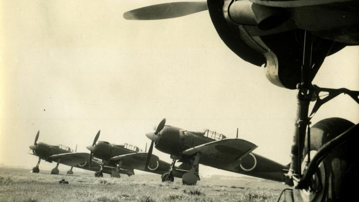 筑波海軍航空隊:国内最大級の戦争遺構丸ごと保存へ…最後の機会