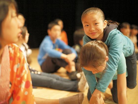 子どもたちが演劇を通して「生きる勇気」が得られる場所を!